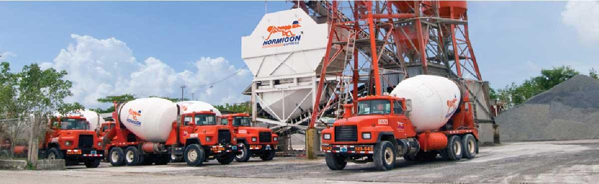 Planta Hormigón Express