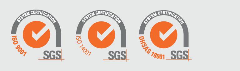 Certificación Trinorma Internacional