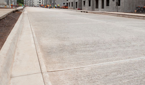 Concrete for Pavements